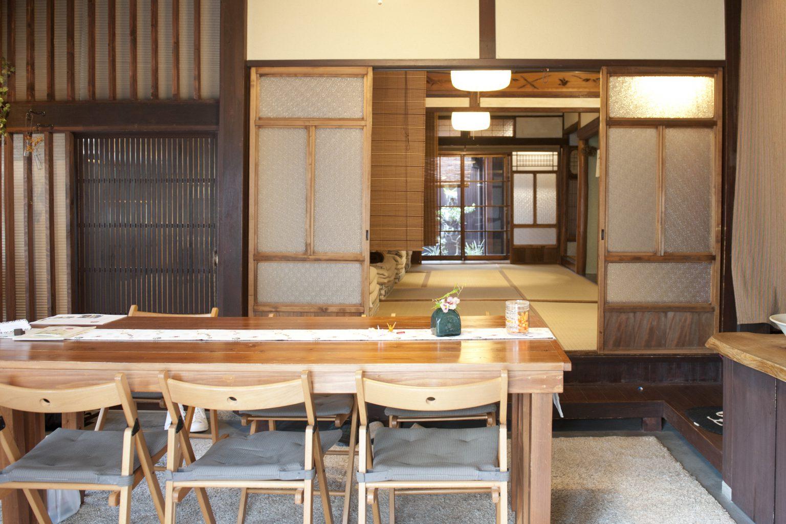 大阪市城東区のゲストハウス緑家様